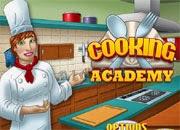 juegos de cocinar cooking academy