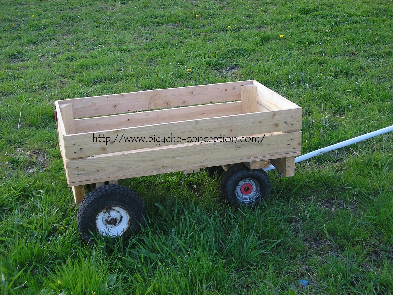 A la recherche d 39 une carriole - Remorque de jardin pour autoportee ...