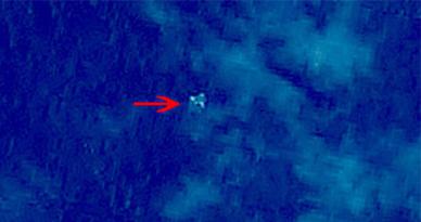 Presuntos restos MH370