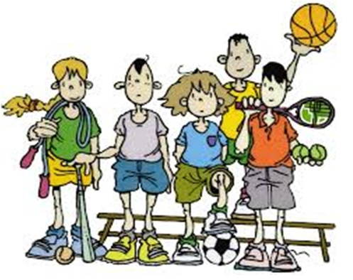 Área de EF y Deporte