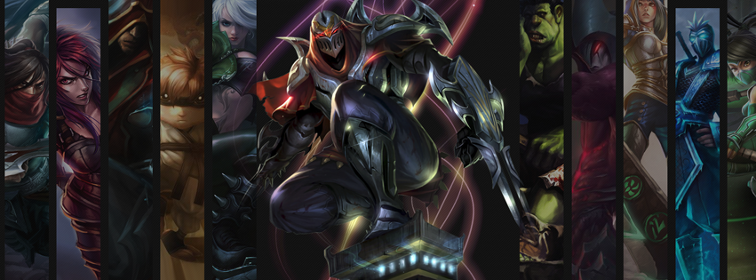 Zed League Of Legends Face Zed League of Legends ...