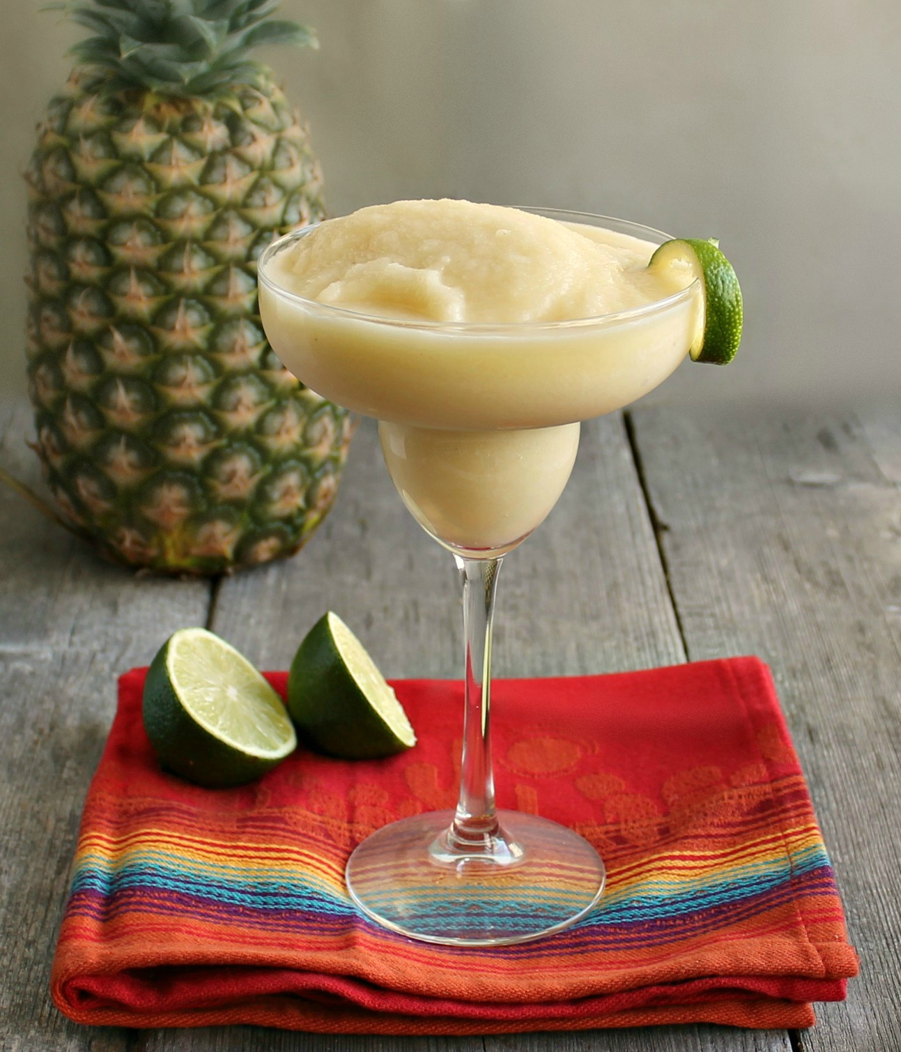 Hungry Couple: Tropical Fiesta Cocktail for Cinco de Mayo