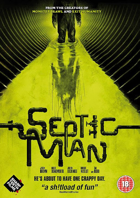 Septic Man DVD cover