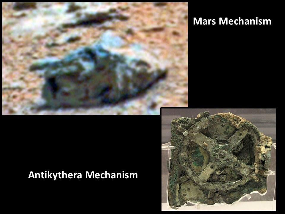 alien artifacts on mars - photo #26