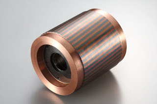 Copper rotors