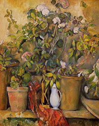 Artwork by Paul Cezanne