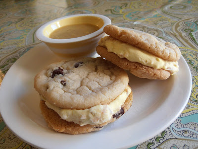 how to make ice cream sandwiches with store bought cookies