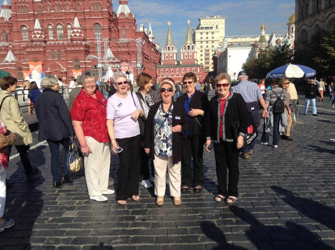 Red Square - Moscow 2013