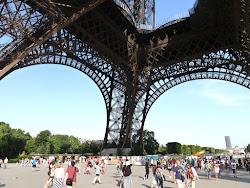 Europe 2014:  Paris