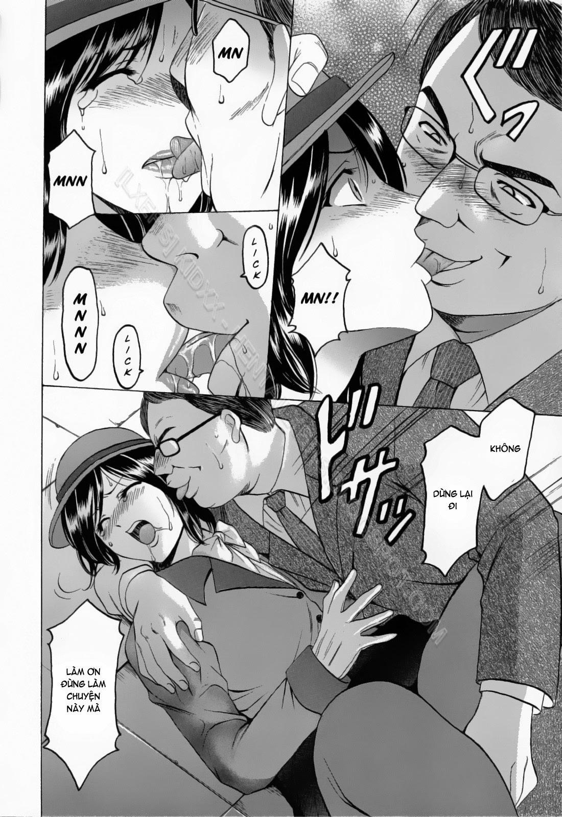 TruyenHay.Com - Ảnh 14 - Hataraku Onee-san wa Back ga Osuki Chapter 1-2