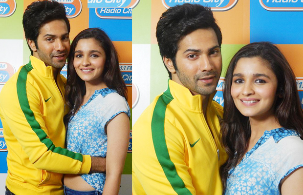 Alia Bhatt And Varun Dhawan Promote Humpty Sharma Ki Dulhania Movie