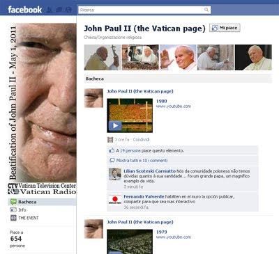 papa facebook