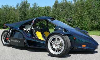 T-Rex car