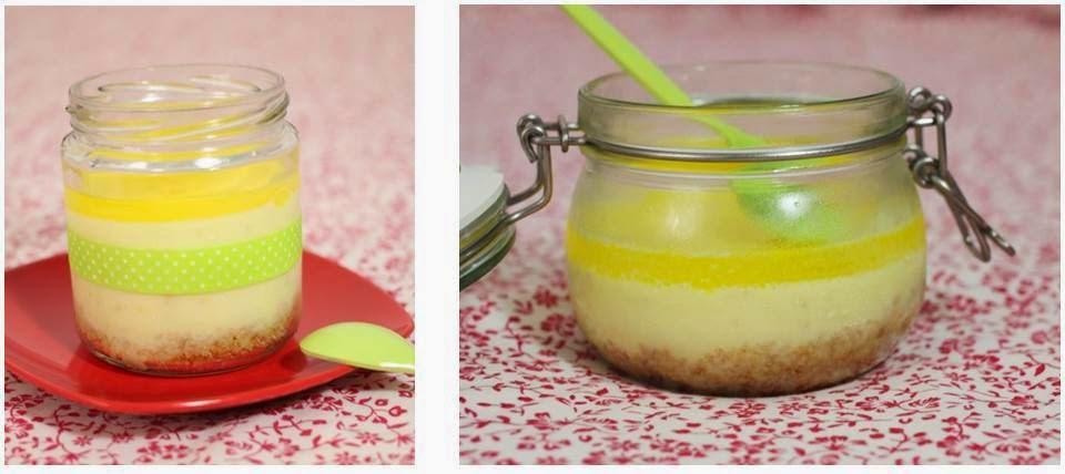 Cheesecake de limón sin horno - El dulce mundo de Nerea