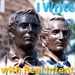 See what I'm writing with Real Intent