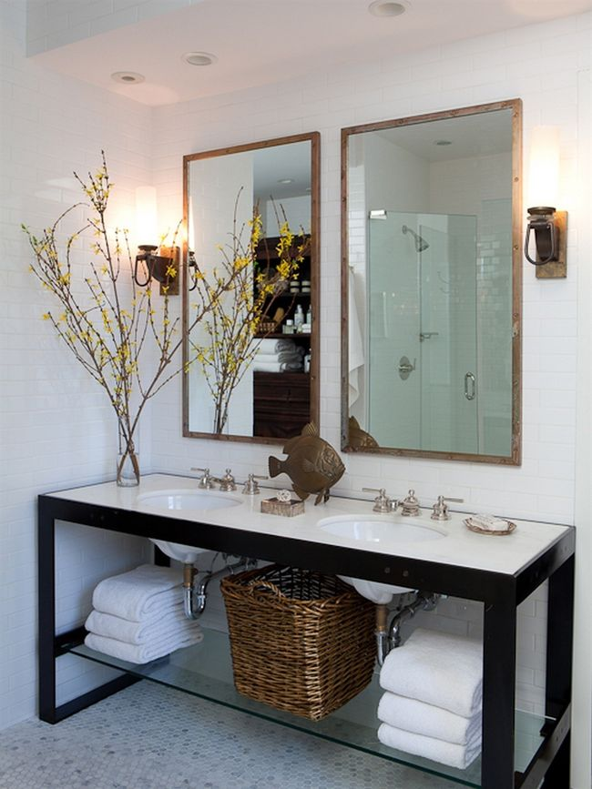 To Da Loos Nate Berkus Chicago Condo Bathrooms