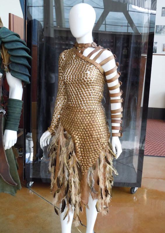 Rose McGowan Marique Conan costume