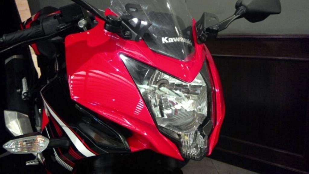 Gambar Motor Kawasaki Ninja RR Mono 250