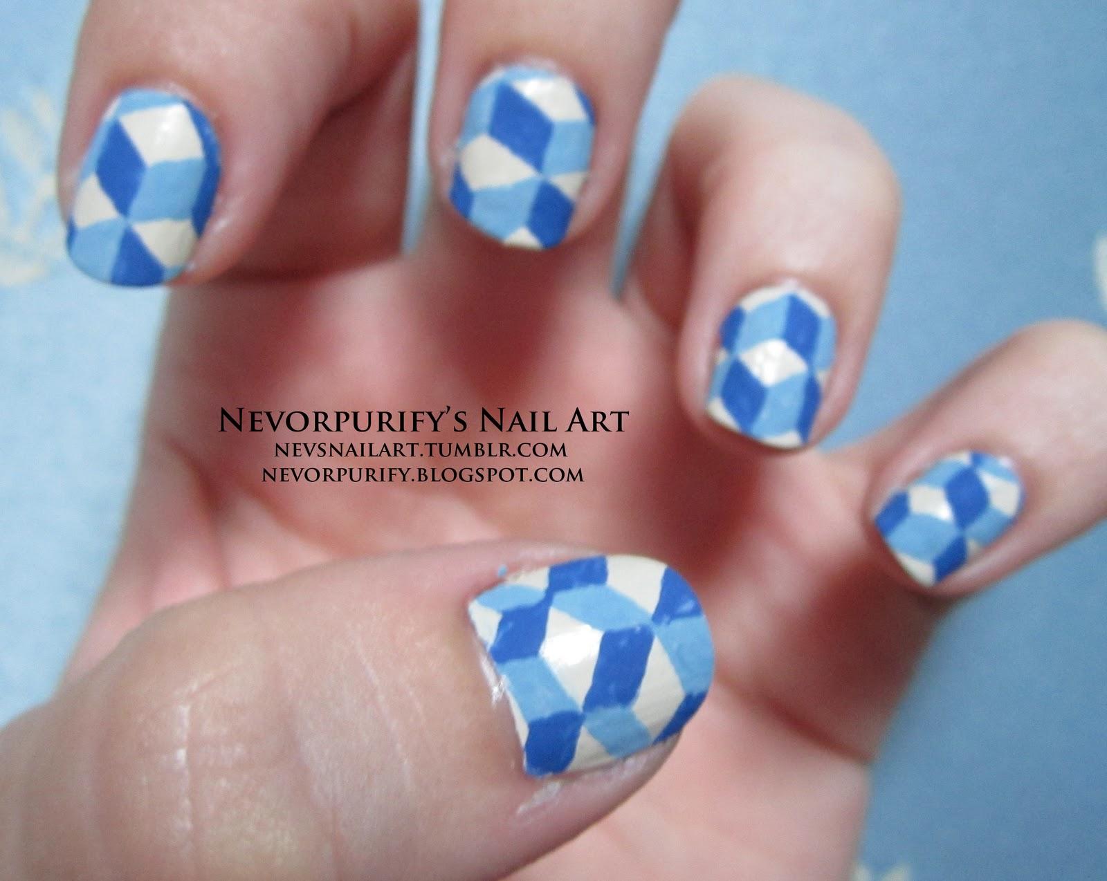 Recap 2011 | Nevorpurify\'s Nail Art