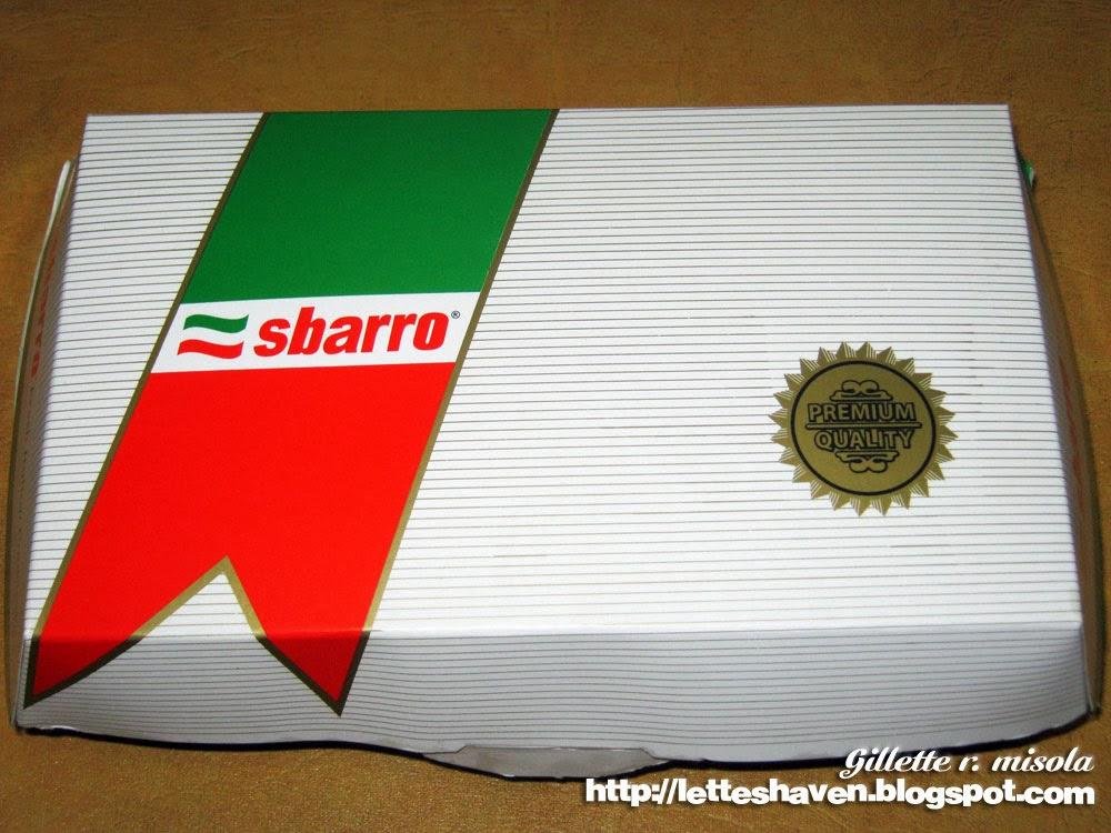 Sbarro Garlic Bread
