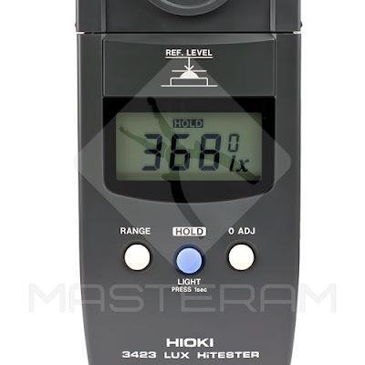 Цифровой люксметр HIOKI LUX HiTESTER 3423