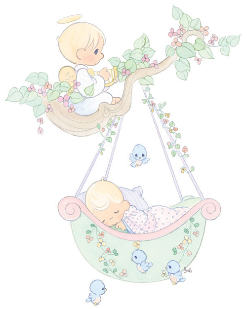 Coloring pages baby boy baby shower coloring pages boy baby shower - Bautizo Imagenes Angel Precious Moments Imagui