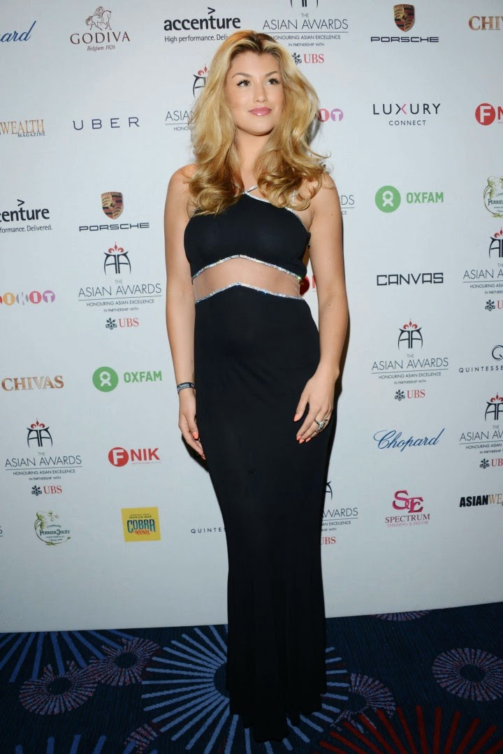 Amy Willerton- 2014 Asian Awards in London