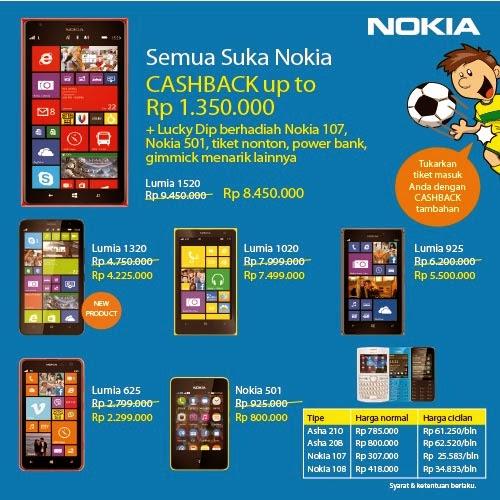 Nokia Promo di MBC (Mega Bazaar Consumer Show) 2014