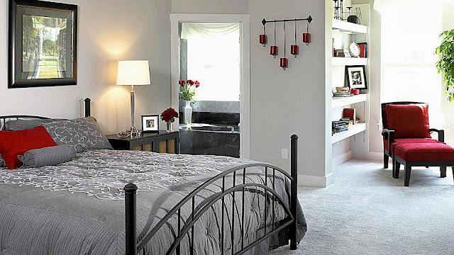 Interior Variant of the sleeping room