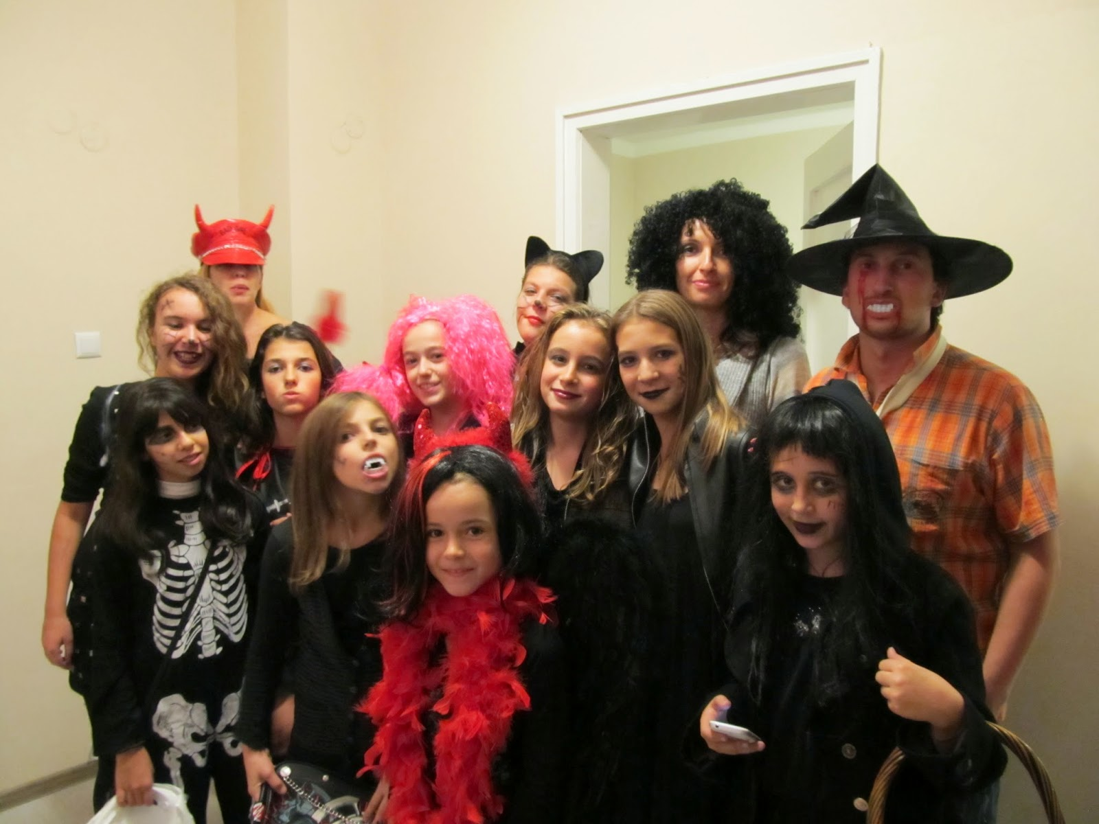 Halloween Party 2013