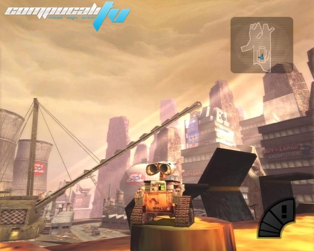 Wall-E PC Full Español Descargar DVD5