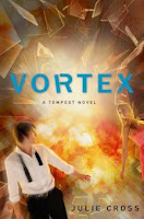 bookcover of VORTEX by Julie Cross