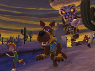 Scooby-Doo! and the Spooky Swamp Ps2 Iso Ntsc Mega Juegos Para PlayStation 2