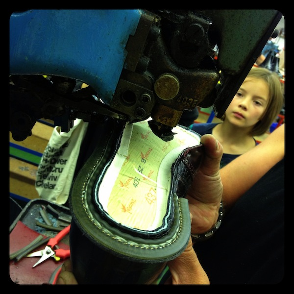 How Dr Martens are made iconic soles