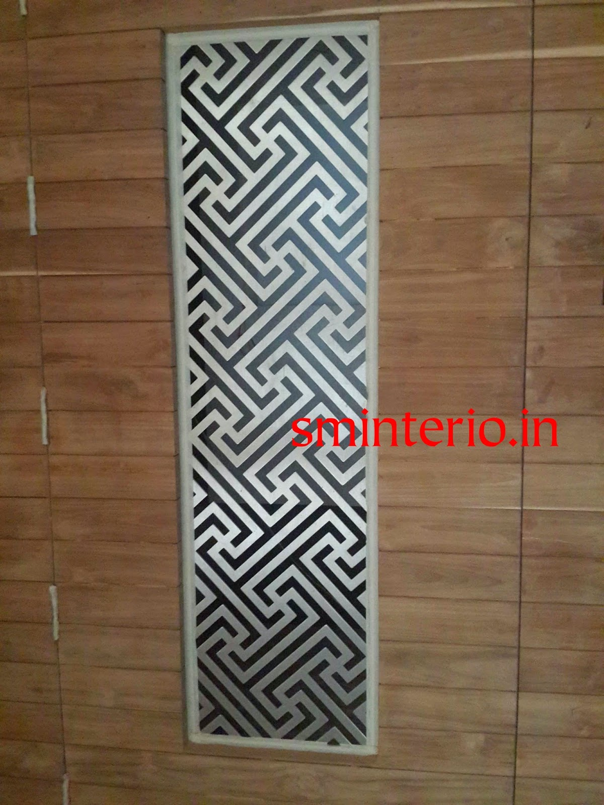 S S  Main Door Jali. Shree Mahaveer Interior Art