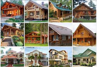 Desain Rumah GRATIS Sederhana - Armaila.com