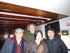 Tras la presentación de José Florencio