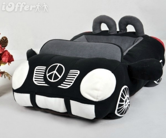 Exhaust Pipe Dreams Mercedes Benz Dog Bed