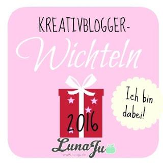 Kreativ-Bloggerwichteln