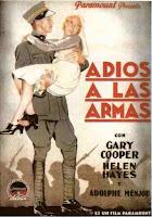 Ver película : A Farewell to Arms (Adiós a las armas) - Frank Borzage (1932)