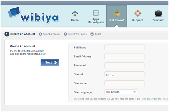 Cara Pasang Widget Wibiya Di Blog - Indonesian Beach