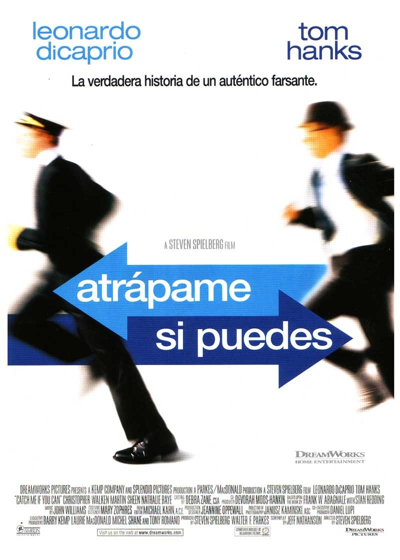 Atrápame si puedes (Catch Me If You Can)