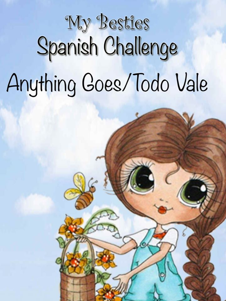 I design for: Besties Spanish Blog