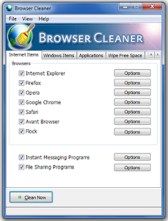 Browser Cleaner - Hapus Seluruh History Browser