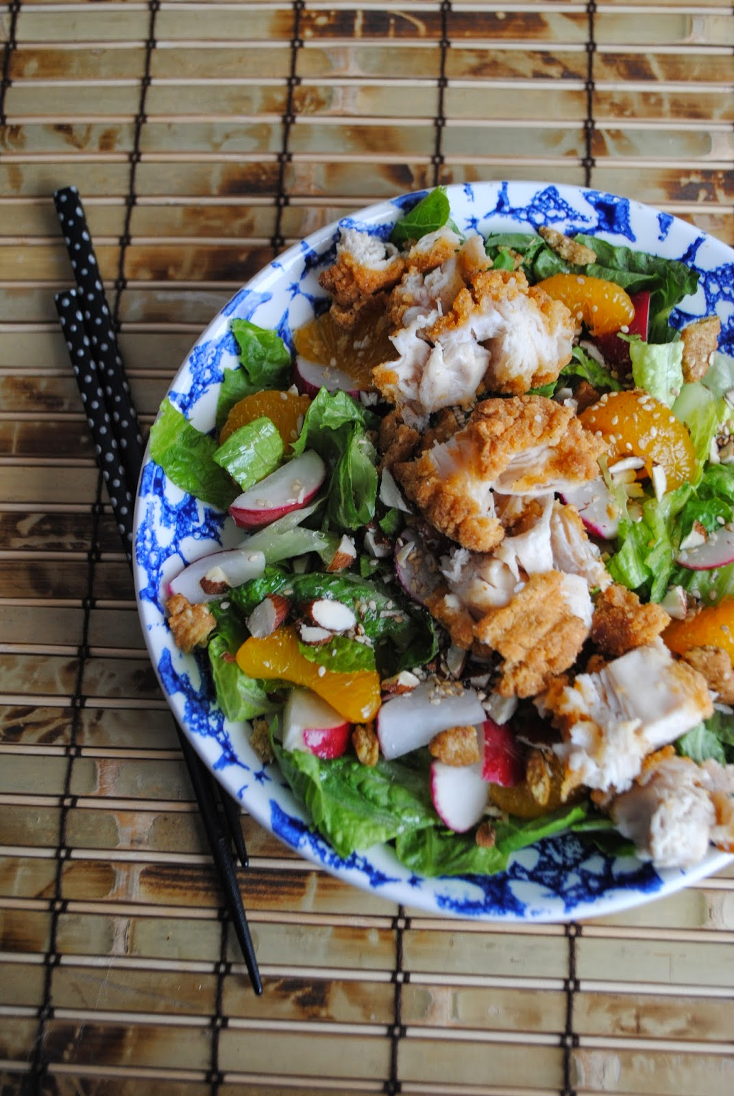 Japanese+Style+Ginger+Dressing ... Goodness: ASIAN STYLE SALAD with ...