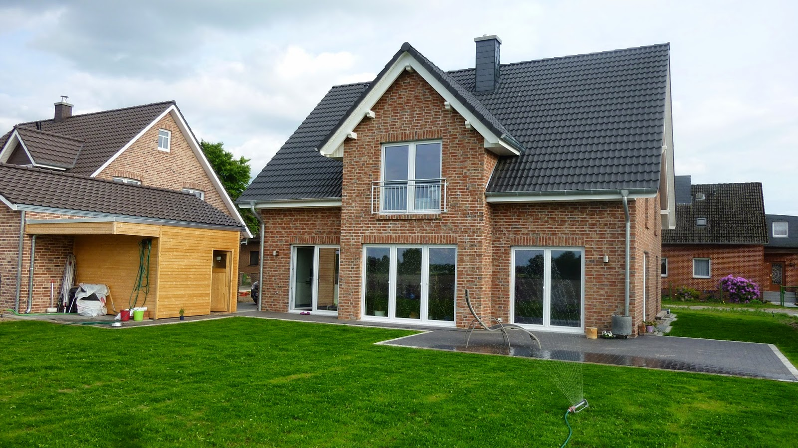 Unser Haus mit Beißner Hochbau - Bautagebuch: 2014
