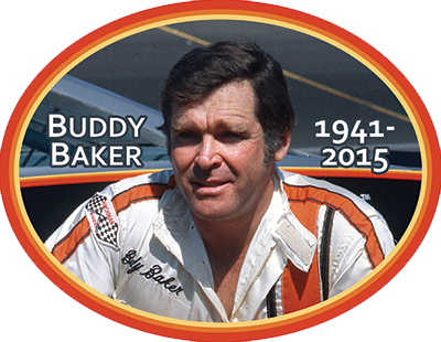 #NASCAR To Honor Buddy Baker With  B-post Decal