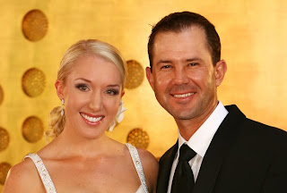 Ricky Ponting Wife Photos