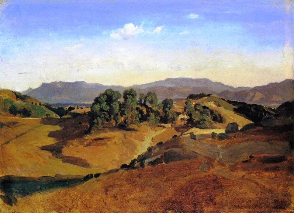 Tableau de Jean-Baptiste-Camille Corot