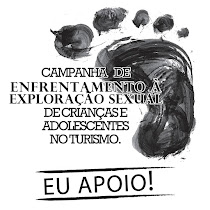 Campanha de Enfrentamento à Exploração Sexual de Crianças e Adolescentes